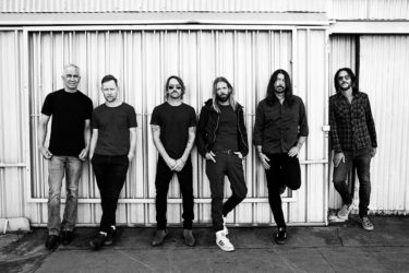 "Foo Fighters release new song; ""Waiting On A War"""