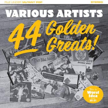 """New compilation album; """"44 Golden Greats!"""""""