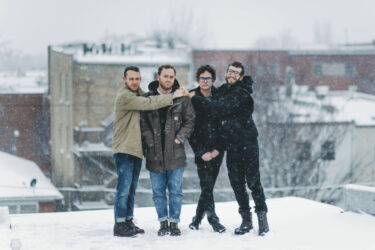 """Great Deceivers release new song; """"Go Round"""""""