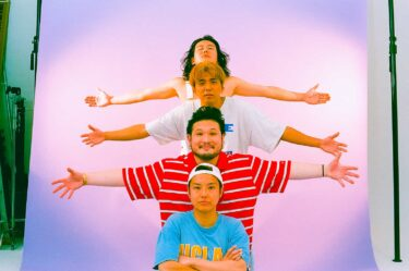 """TENDOUJI release new song; """"STEADY"""""""