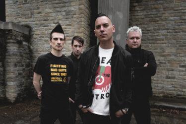 "[Music Video] Anti-Flag ""Born To Run"""