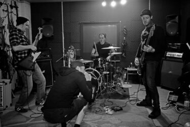 """Grand Collapse release new song; """"Panic Room"""""""