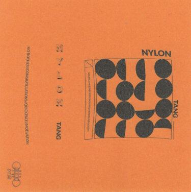 """NYLON (Algernon Cadwallader) release new EP; """"tang"""""""